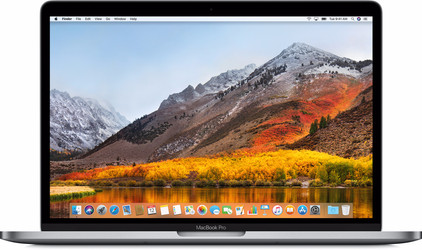 Apple MacBook Pro 13'' (2017) Touch Bar MPXV2FN/A Space Gray AZERTY