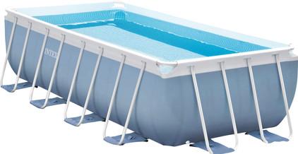 Intex Prism Frame Pool Set 400 x 200 x 100 cm