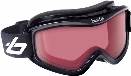 Bollé Mojo Black + Vermillion Lens