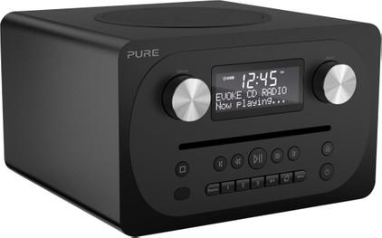 Pure Evoke C-D4 Zwart