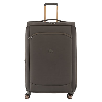 Delsey Montmartre Air Expandable Spinner 77cm Bruin