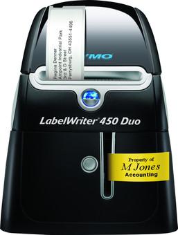 Dymo LabelWriter 450 Duo Labelmaker
