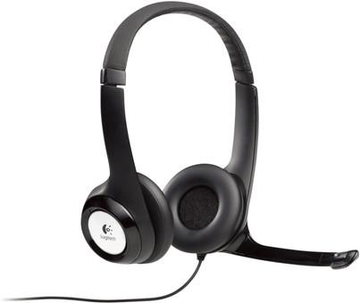 Logitech H390 Stereo USB-A Headset