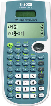 Texas Instruments TI-30XS MultiView