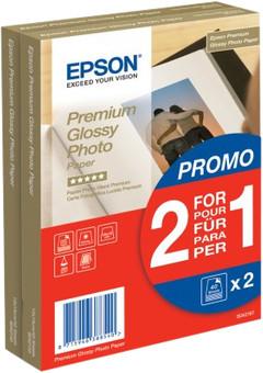 Epson Premium Papier photo brillant 80 feuilles (10 x 15)