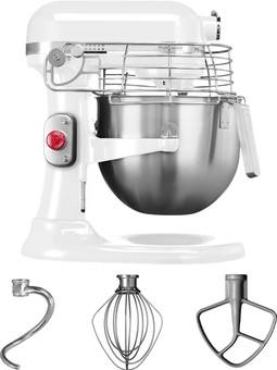 KitchenAid Professional Mixer 5KSM7990XEWH 6,9L Wit