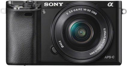 Sony Alpha A6000 Noir + PZ 16-50 mm OSS
