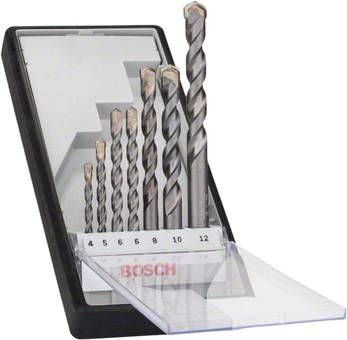 Bosch Robust Line Set de forets à pierre 7 pièces