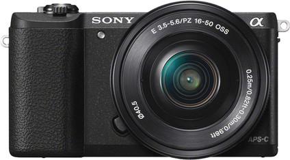 Sony Alpha A5100 Noir + 16-50 mm f/3.5-5.6 OSS