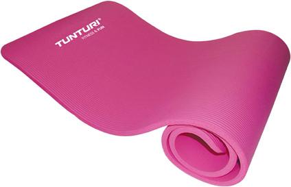 Tunturi Tapis de Fitness NBR Pink