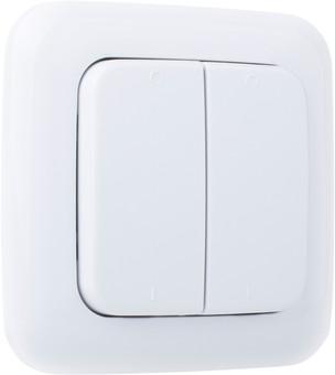 Smartwares Wandschakelaar 2-kanaals