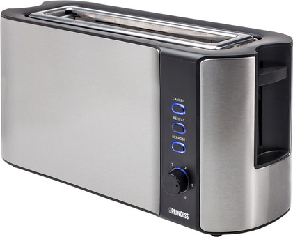 Princess Long Slot Toaster