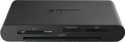 Sitecom MD-065 All-in-One ID Card Reader