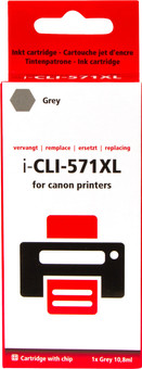 Pixeljet CLI-571XL Cartridge Gray