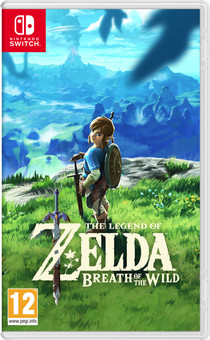 The Legend of Zelda : Breath of the Wild Switch