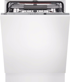 AEG FSE63700P / Built-in / Fully integrated / Niche height 82-90cm