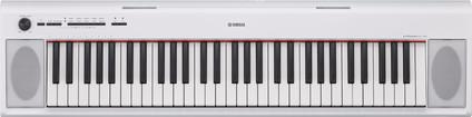 Yamaha NP-12 Piaggero Wit