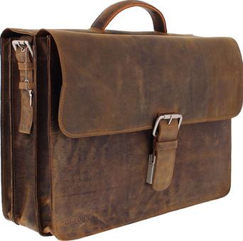 """Plevier Vintage 17"""" Brown"""