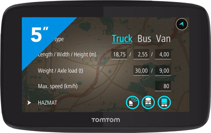 TomTom Go Professional 520 Europe
