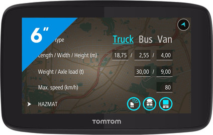 TomTom Go Professional 620 Europe