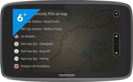 TomTom Go Professional 6200 Europe