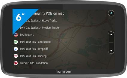 TomTom Go Professional 6250 Europe