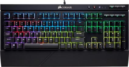 Corsair K68 RGB Cherry MX Red Clavier Gaming AZERTY