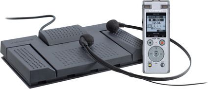 Olympus DM-720 Kit Enregist & Transcription