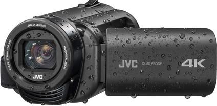 JVC GZ-RY980HEU Zwart