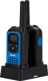 Alecto FR-125 2-delige set Blauw