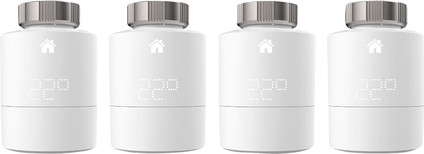 Tado Slimme Radiator Thermostaat 4-Pack