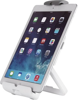 Neomounts by Newstar TABLET-UN200WHITE Support pour Tablette Universel Blanc