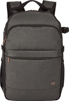 Case Logic Era Large Backpack pour Appareil Photo Gris