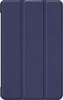 Just in Case Smart Tri-Fold Samsung Galaxy Tab A 8.0 (2019) Book Case Bleu