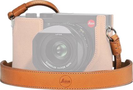 Leica Q2 Carrying Strap Bruin