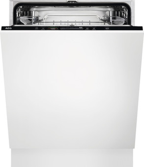 AEG FSB52617Z / Built-in / Fully integrated / Niche height 82 - 88cm