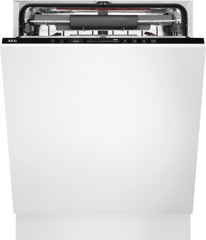 AEG FSE63757P / Built-in / Fully integrated / Niche height 82-90cm