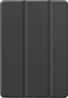 Just in Case Smart Tri-Fold Apple iPad (2019)/(2020) Book Case Black
