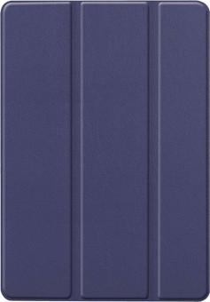 Just in Case Smart Tri-Fold Apple iPad (2020)/(2019) Book Case Blue
