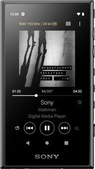 Sony NW-A105 Zwart