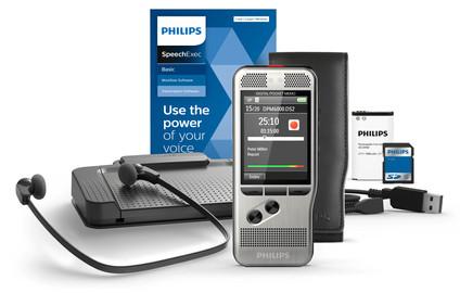 Philips PocketMemo Enregistreur de Dictée DPM6000