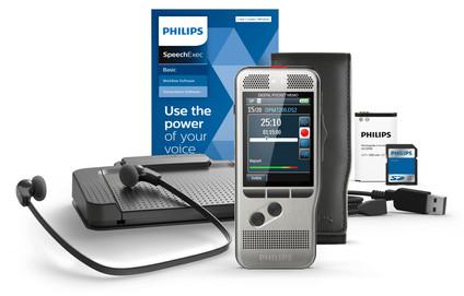 Philips PocketMemo Enregistreur de Dictée DPM7000