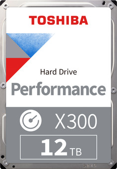 Toshiba X300 Performance Hard Drive 12TB