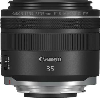 Canon RF 35mm f/1.8 Macro IS STM