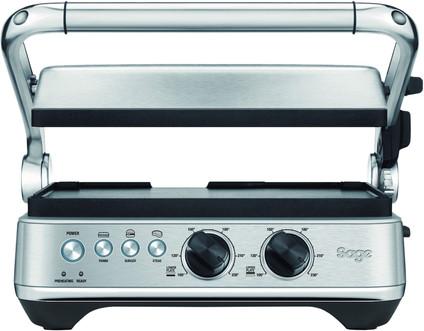 Sage the BBQ en Press