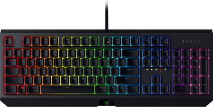 Razer BlackWidow Clavier Gamer Green Switch AZERTY