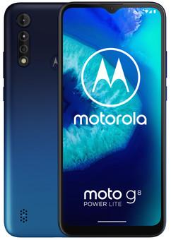 Motorola Moto G8 Power Lite 64 Go Bleu