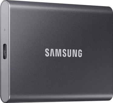 Samsung T7 Portable SSD 2 To Gris