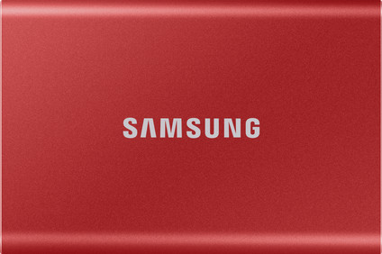 Samsung T7 Portable SSD 2 To Rouge