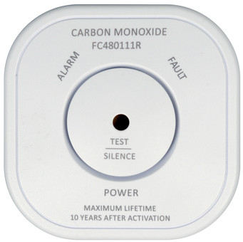 Elro Connects FC480111R Carbon monoxide detector (1 year)
